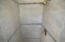 Upgraded tile shower
