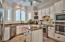 Bright and Airy Kitchen w/ New Stainless Steel Appliances