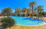 Gulf front pool with Owner' Building containing gym and virtual golf!