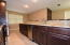 Kitchen Island with 2nd Sink and Ice Maker!
