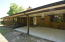 Covered Patio with fans and a SCREENED Porch