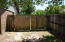 Double Gate on side of house. Bring your toys, hobbies, recreational vehicles for easy access to back yard