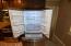 Refrigerator with door in door