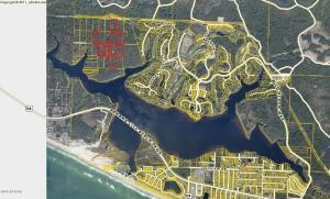 30 2S 17W -22-, 45 acres Lake Powell, Panama City Beach, FL 32413