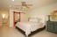Master bedroom first floor walk-in closet