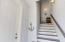 Entry to your 2 Bed, 2 Bath open floor plan 1,182 sq ft triplex.