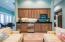Additional mini kitchen on ground floor.