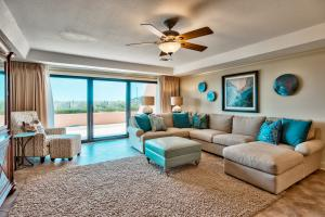 Amazing 2-bedroom, 2-bath Gulf front condominium at Aegean, a low-rise resort ideally located on the popular Holiday Isle Community in Destin.