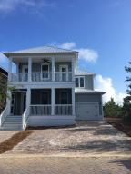 This beautiful beach home is under construction on lot 20, the largest lot on the street! This 4brm/4.5ba home offers two Master Suites! Call for details!