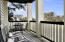 End unit provides additional porch area and wonderful views of Rosemary