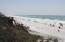 Beach views from the beach access