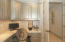 Built-In Desk Area in 1st Floor Master Suite