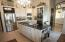 Chef's love the Bosch appliances and Natural Gas Cooktop!