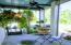 Summer Kitchen with garden view