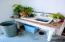Summer Kitchen and garden area!