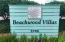 Beachwood Villas offers an impressive list of amenities