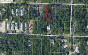 Lot 16 W Georgie West Street, Santa Rosa Beach, FL 32459