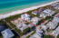 Just ONE home off the Gulf and located along the boardwalk to the beach