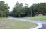 View of Bayshore Drive when leaving Osprey Ridge