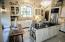 Light, airy and spacious - a gorgeous chef's kitchen