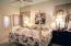 Spacious ground floor master suite!