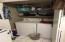 Laundry closet/ first floor