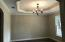 TREYED CEILING - CROWN MOLDING