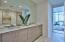 Master Bathroom - Marble Countertops