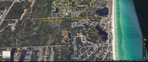 Lot 21 Tiburon Circle, Santa Rosa Beach, FL 32459