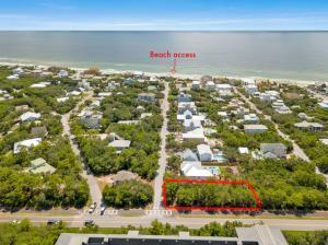 Lot 14 Gulf Point Road, Santa Rosa Beach, FL 32459