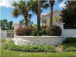 The Village of White Cliffs is 'the best kept secret in Walton County! Short term rentals prohibited. Minimum rental period is 6 months. The private beach is beautiful and very quiet. It is the perfect place to build your home and enjoy peace and quiet and all the wonderful amenities 30A has to offer.