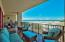 Wonderful views of the Gulf and Coastal Dune Lake from Balcony