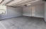 Two car garage with opener and two remotes