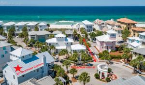 "507 Beachside Gardens located in Carillon Beach, ""A Village By The Sea"""