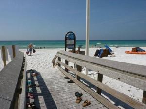 BEACH WALK OVER