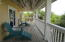 Wrap around porch 2nd level accessible from 3 BR's