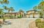 Large driveway with huge 3 car garage and storage