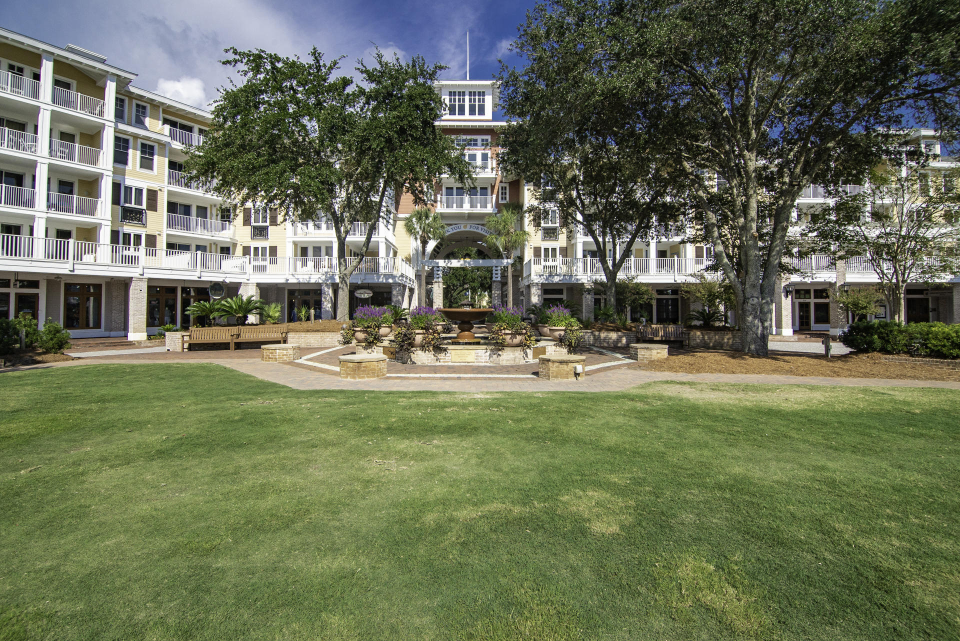 REDUCED AGAIN!!! SELLER WANTS OFFER!!! This spacious 4th floor condo, with an oversize balcony, is located in the  heart of the Sandestin Golf & Beach Resort in the Village of Baytowne Wharf (overlooking Sandestin Golf and Beach Resort). It is the only 2-bedroom condo for sale in Observation Point...AND it includes 1 parking space in the owners PRIVATE GATED area, in the lower level of the garage! 18'' travertine flooring is seamlessly carried throughout the entry way, kitchen, and living area. The master bedroom features an en-suite bath with a double sink vanity. Over-sized windows wrap around the living area inviting the natural light to come in. Enjoy being conveniently located next to the ''Founder's Club'', a privately keyed suite for owners complete with pool table, Large screen television, a full kitchen and balcony overlooking Baytowne Wharf. This condo is also located within steps from the wonderful amenity terrace which boasts a resort style pool, hot tub, fitness center, and a beautiful lawn with a grilling area. Imagine being surrounded by 4 world class golf courses, a marina, biking/walking paths, premier shopping, delicious local cuisine, and the breathtaking beaches of the Emerald Coast, all within a short golf cart ride! Separate storage cage also included. Buyer to verify all information and dimensions. This condo being sold furnished.