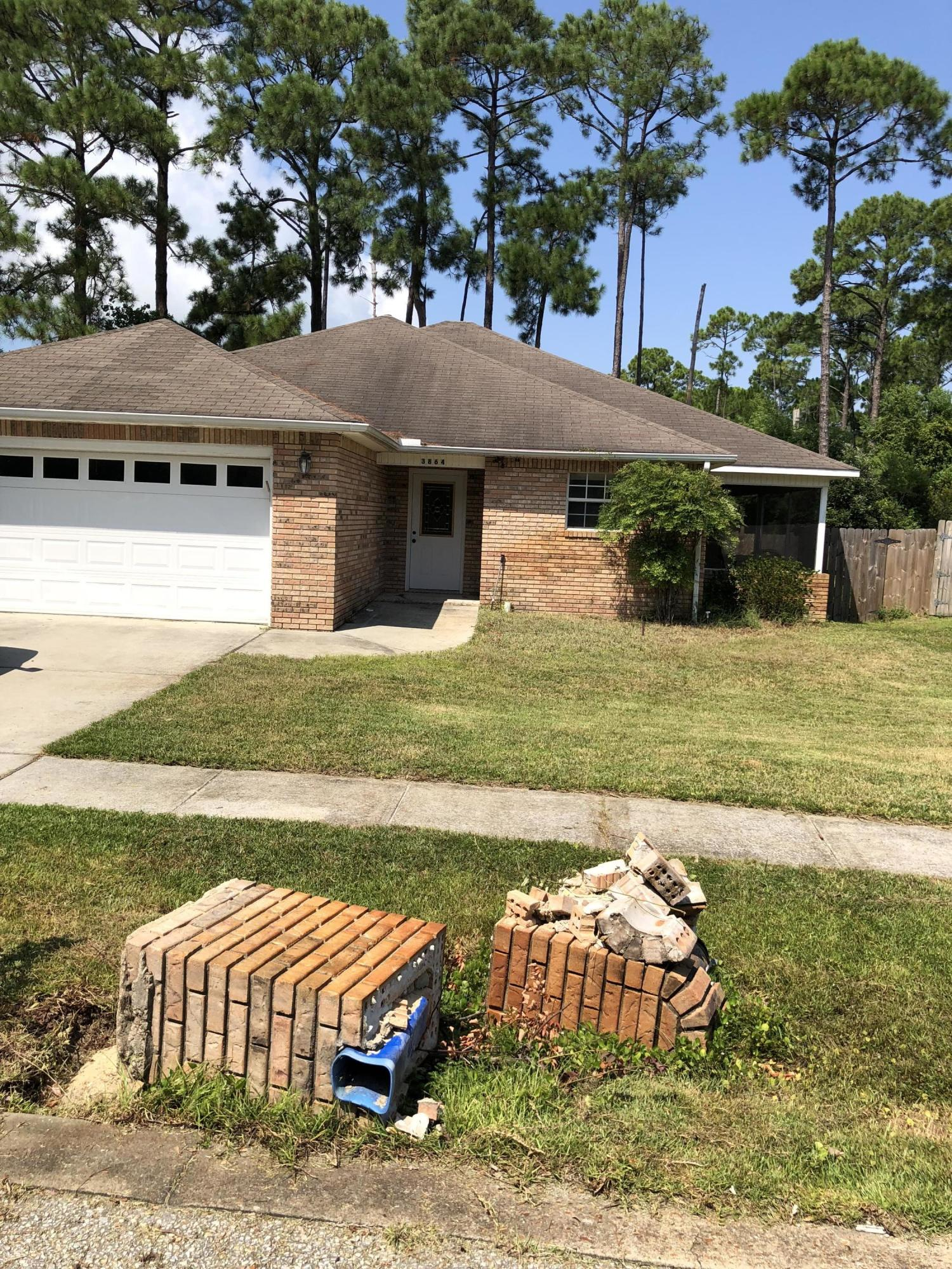 Short Sale. Good location and some nice features, but this house will need a good bit of work.  Buyer to verify all pertinent information including square footage and lot dimensions. Property to be sold as is.