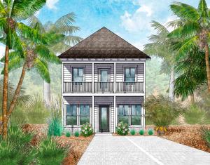 Lot 12 Beach View Drive, Inlet Beach, FL 32461