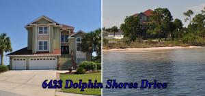 6423 Dolphin Shores Drive, Panama City Beach, FL 32407