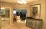 Foyer inside condo