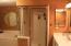 Master bathroom (shower and separate jacuuzi tub)