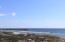 View of ocean from balcony (looking East toward pier)