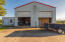 Maintenance Barn/Processing Building 2160 SF