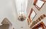 40 ' Soaring Foyer ceilings