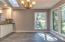 Formal Dining Area and Breakfast Bar