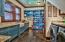 Large butlers pantry/laundry room