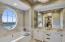 Master Bathroom - enjoy the over-sized soaking tub!