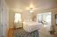 Master bedroom with bonus room east side